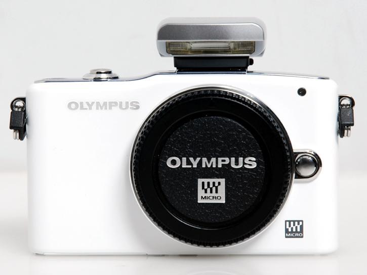 OLYMPUS PEN mini E-PM1 ボディ [ホワイト]