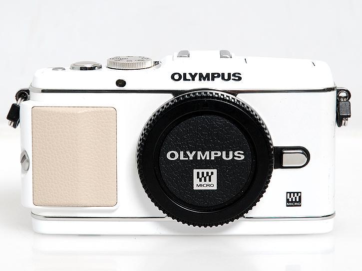 OLYMPUS PEN E-P3 ボディ [ホワイト]