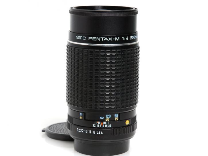 SMCP M200mm F4