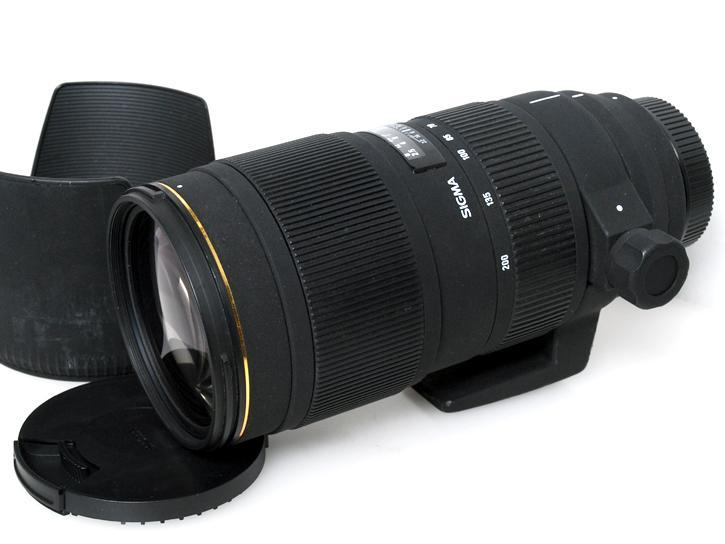 APO 70-200mm F2.8 EX DG/HSM (ニコン AF)