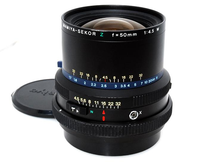 RZ用 セコールZ 50mm F4.5W