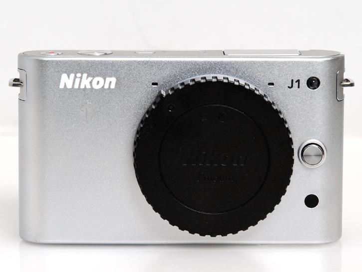 Nikon 1 J1 ボディ[シルバー]