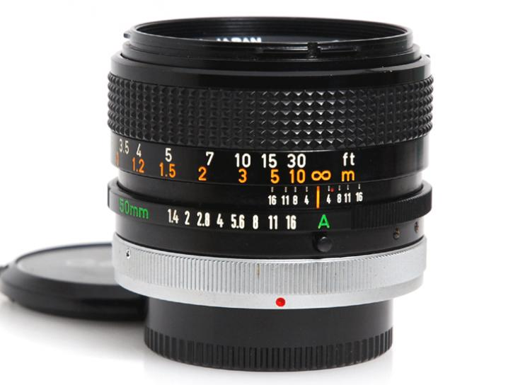FD50mm F1.4 S.S.C.