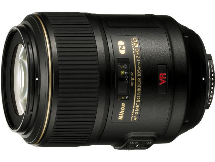 AF-S VR Micro-Nikkor 105mm f/2.8G IF-ED 新品