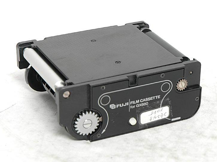 GX680用 6×8 120フィルムホルダー