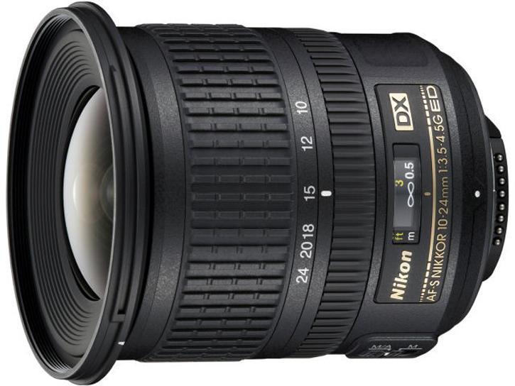 AF-S DX NIKKOR 10-24mm F3.5-4.5G ED 新品