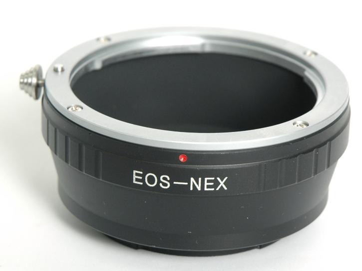 EOS-Eマウントアダプター