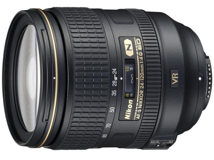 AF-S NIKKOR 24-120mm f/4G ED VR 新品
