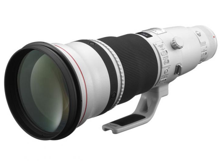 EF600mm F4L IS II USM 新品