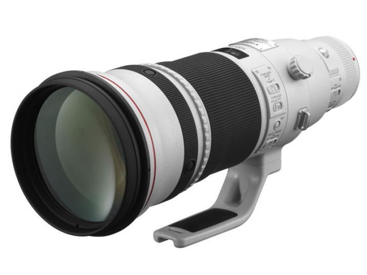 EF500mm F4L IS II USM 新品