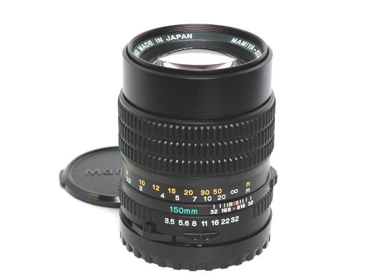 645用セコールC 150mm F3.5