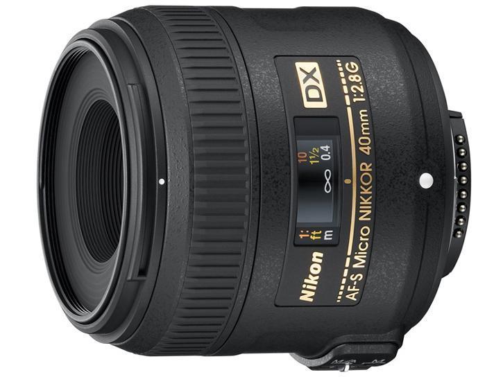 AF-S DX Micro NIKKOR 40mm f/2.8G 新品
