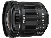 EF-S10-18mm F4.5-5.6 IS STM 新品