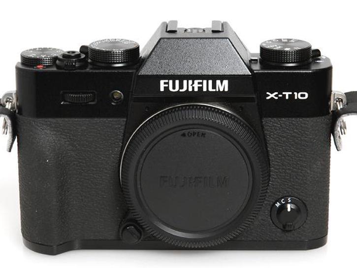 FUJIFILM X-T10 ボディ [ブラック]