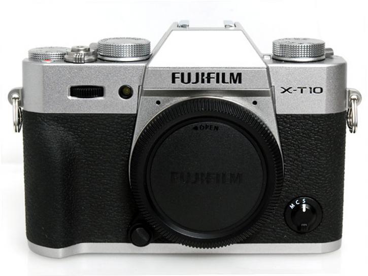 FUJIFILM X-T10 ボディ [シルバー]