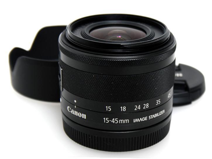 EF-M15-45mm F3.5-6.3 IS STM [グラファイト]