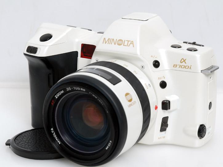 α8700i AF35-105mm付 ミール