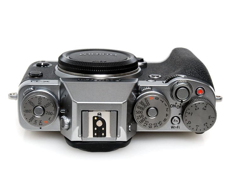 X-T1 Graphite Silver Edition