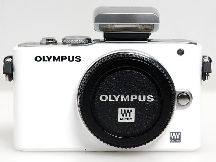 OLYMPUS PEN Lite E-PL3 ボディ [ホワイト]