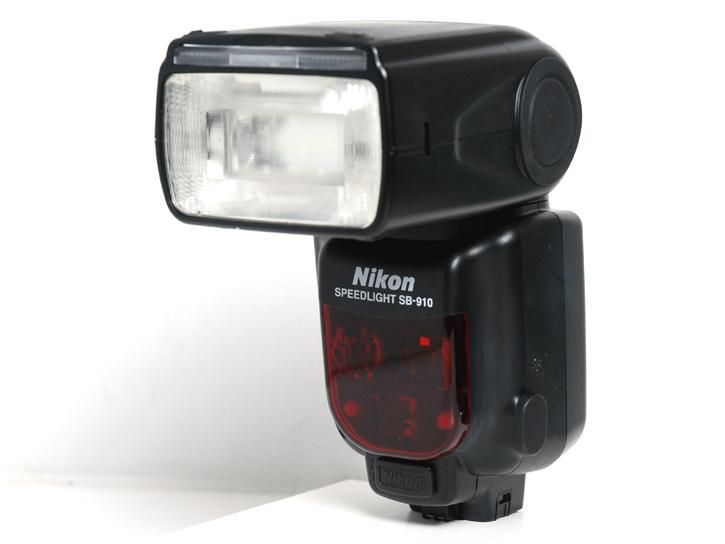 スピードライトSB-910