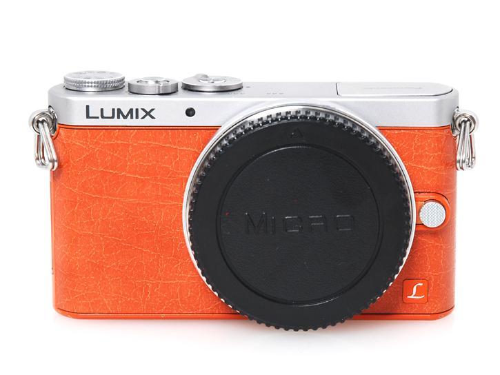 LUMIX DMC-GM1 オレンジ ボディ