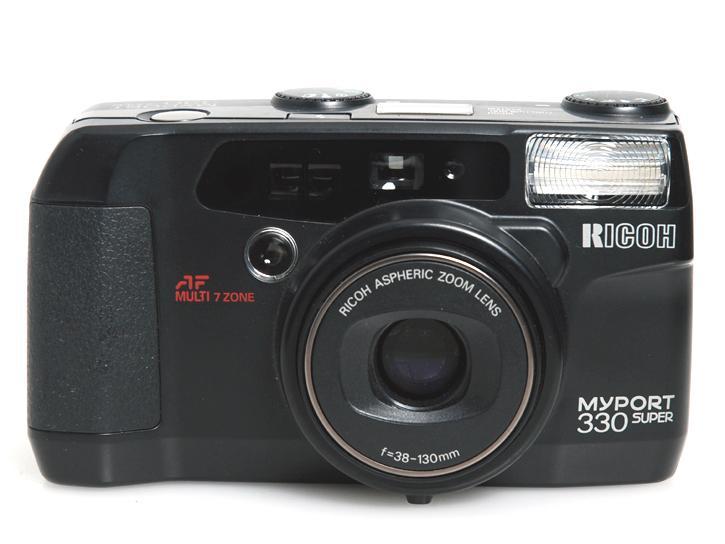 マイポート330 SUPER ブラック