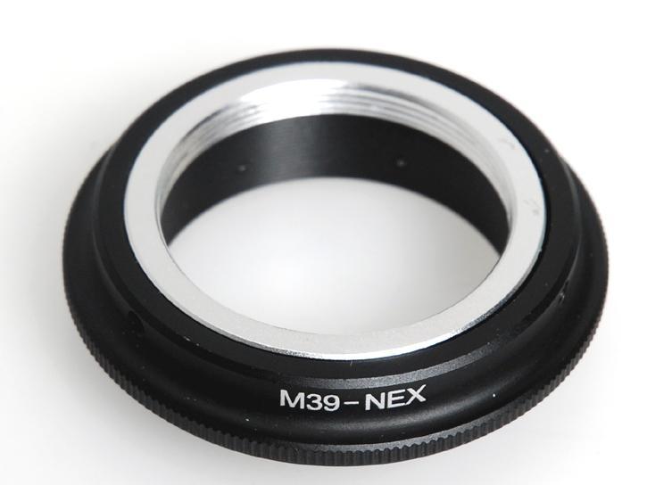 M39→ソニーEマウントアダプター