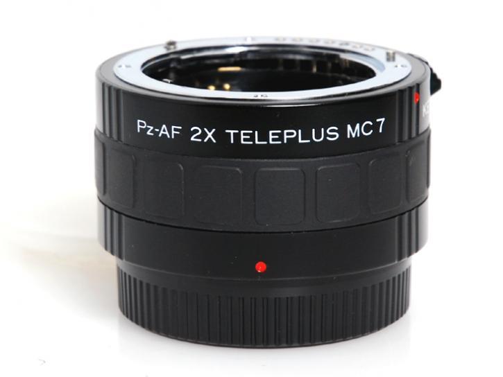 PZ-AF 2× テレプラス MC7  (ペンタックス用)