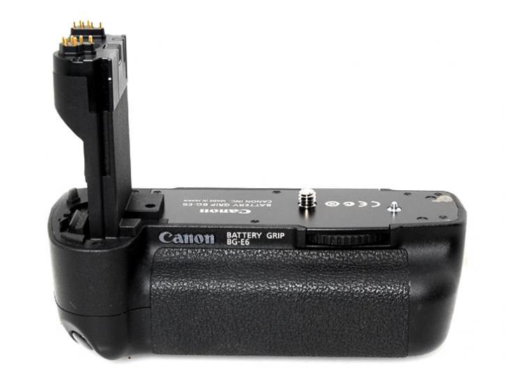 バッテリーグリップ BG-E6 (EOS5DMark�U用)
