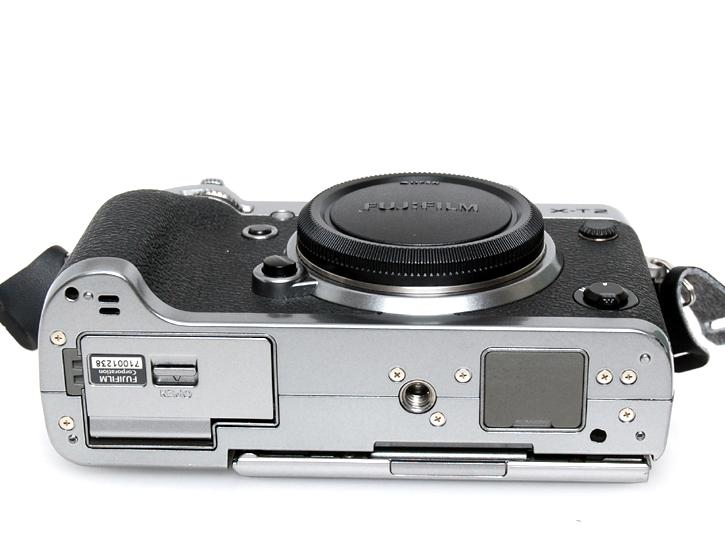 X-T2 Graphite Silver Edition