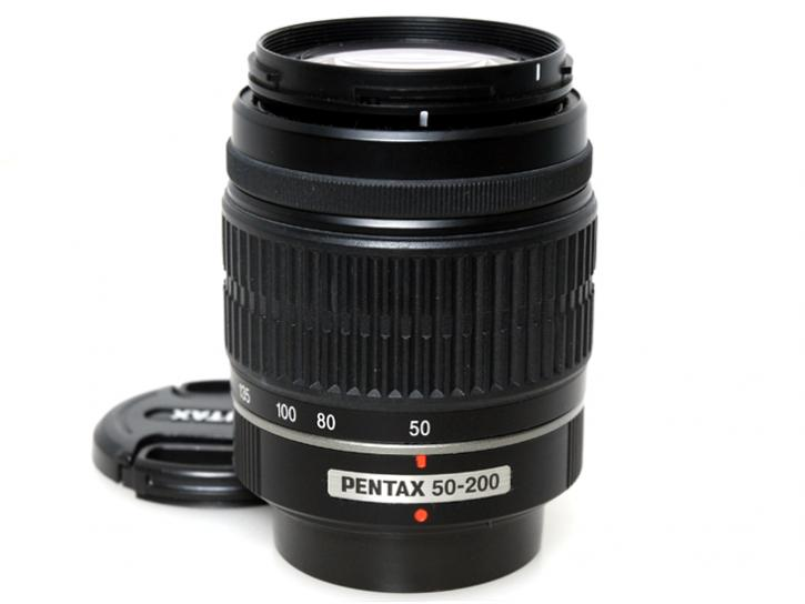 smc PENTAX-DAL 50-200mm F4-5.6 ED