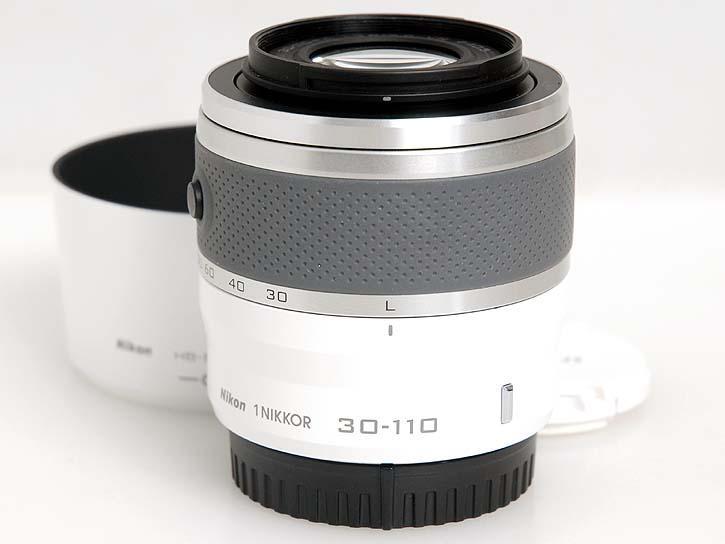 1 NIKKOR VR 30-110mm f/3.8-5.6 [ホワイト]