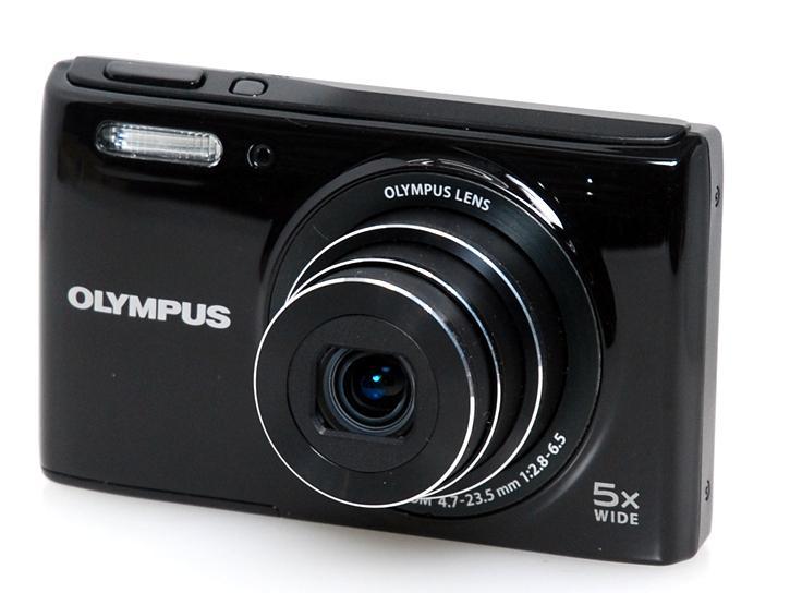 OLYMPUS STYLUS VG-180 [ブラック]