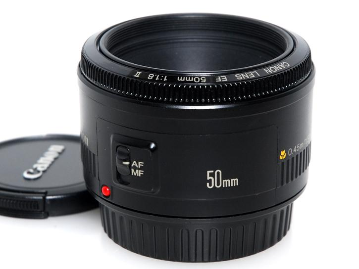 EF50mm F1.8 �U