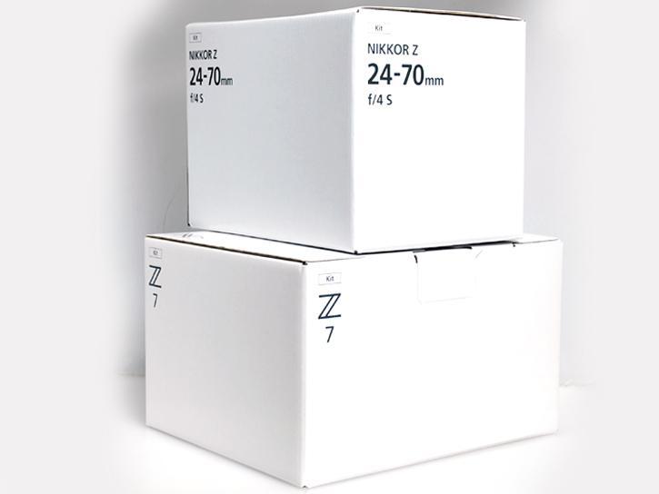 Z 7 24-70 レンズキット