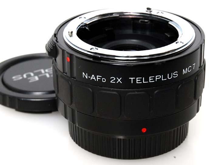 N-AFD 2× テレプラス MC7  (ニコンマウント)
