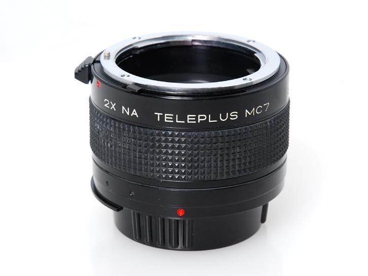 2× NA テレプラス MC7(ニコンマウント)