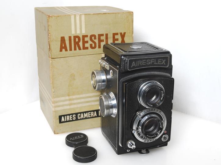 アイレスフレックス 75mm F3.5付
