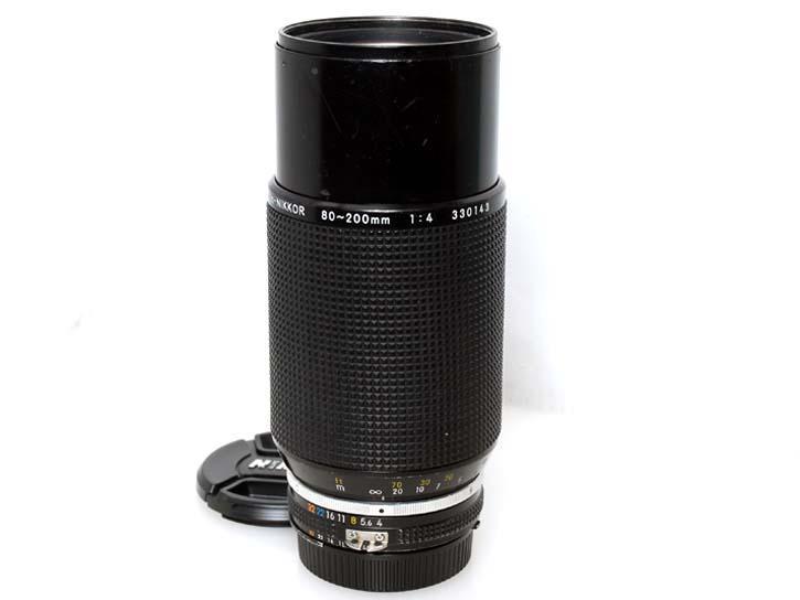 Ai80-200mm F4S
