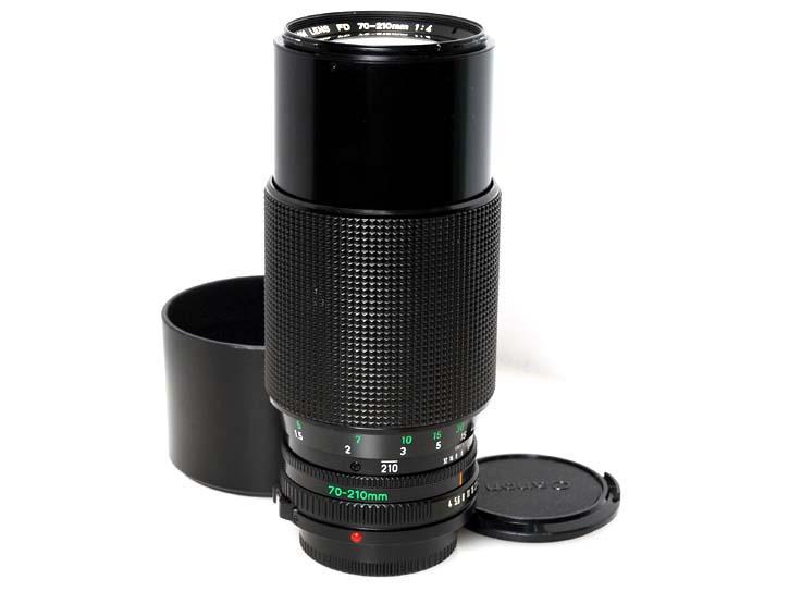 New FD70-210mm F4