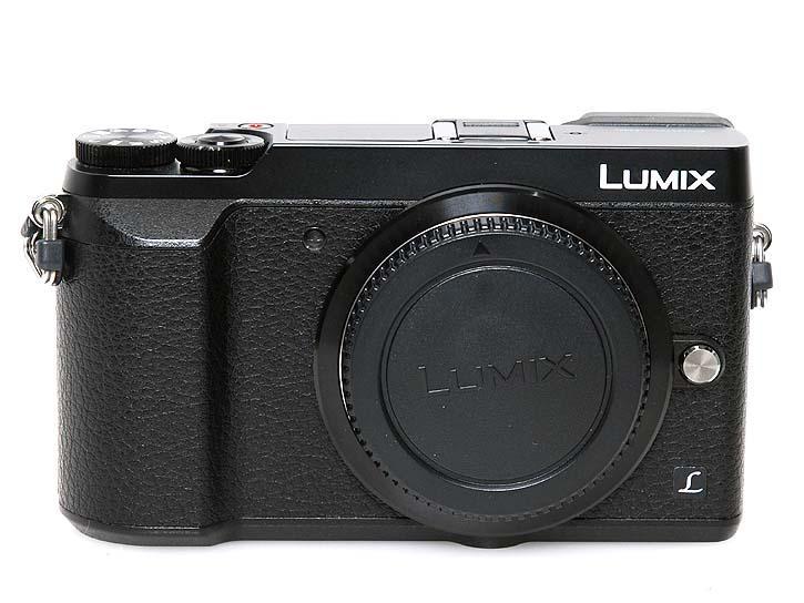 LUMIX DMC-GX7MK2-K ボディ [ブラック]