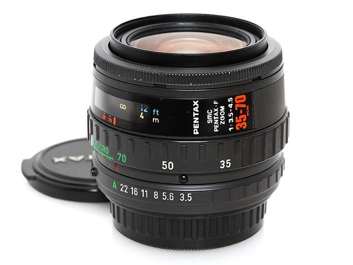 SMCP F35-70mm F3.5-4.5