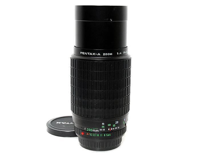 PENTAX-A 70-200mmF4