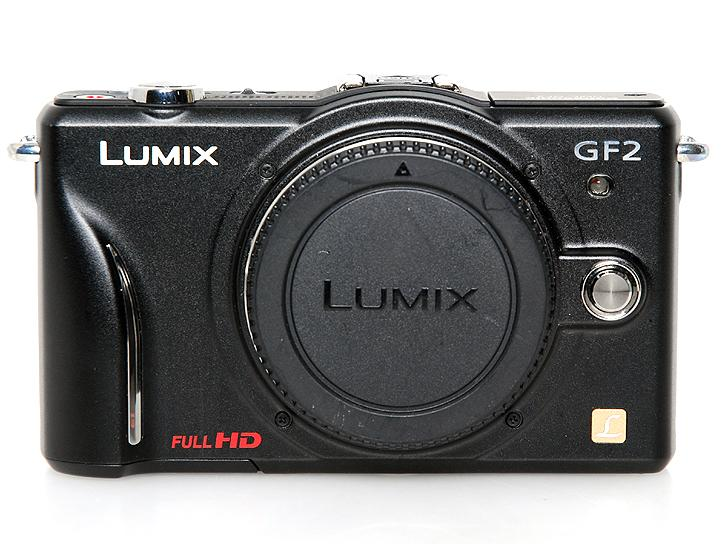 LUMIX DMC-GF2 ボディ