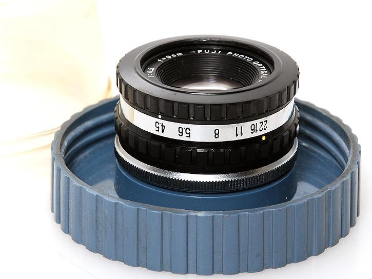 Fujinar E 90mm F4.5
