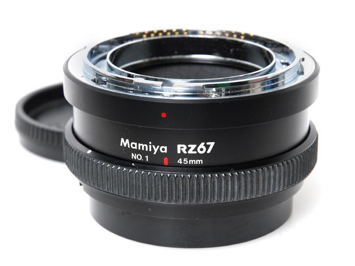 RZ用 オート中間リングNo.1(45mm)