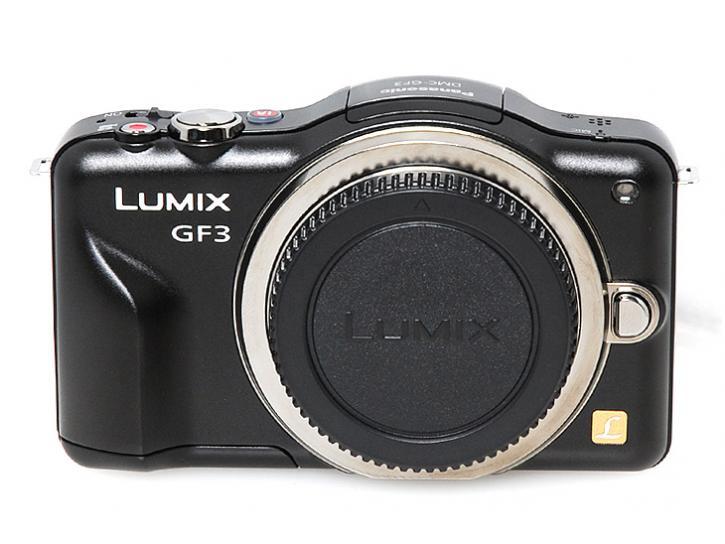 LUMIX DMC-GF3-K ボディ [エスプリブラック]