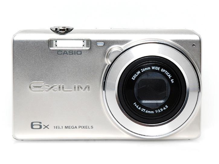 CASIO EXILIM EX-Z770 シルバー