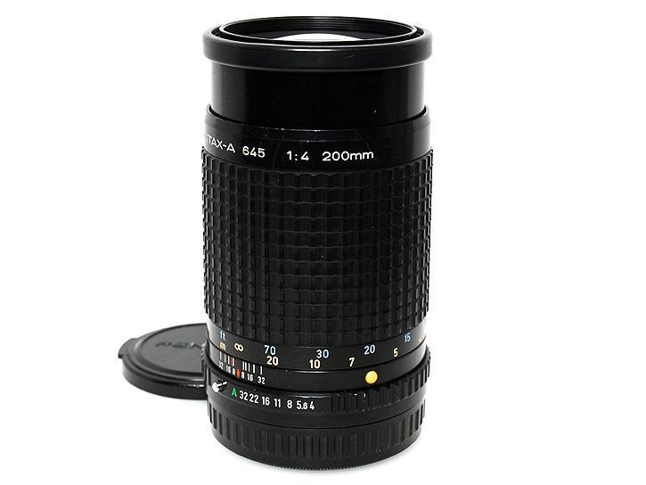SMCP-A645 200mm F4