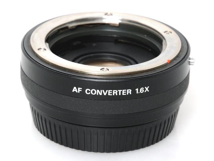 AFコンバーター 1.6X